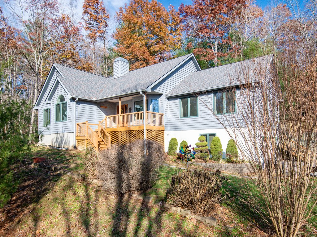 6 Chestnut Mountain Ridge in Asheville, North Carolina 28803 - MLS# 3454234