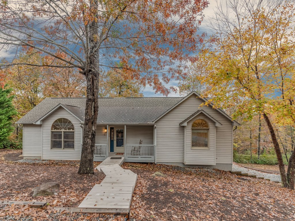 110 Lakewood Drive in Lake Lure, North Carolina 28746 - MLS# 3454704