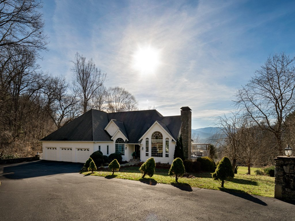 242 Laurel Ridge Drive in Waynesville, North Carolina 28786 - MLS# 3463919