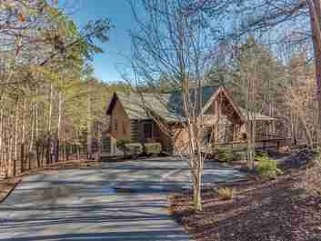 134 Mcdaniel Court in Lake Lure, North Carolina 28746 - MLS# 3469599