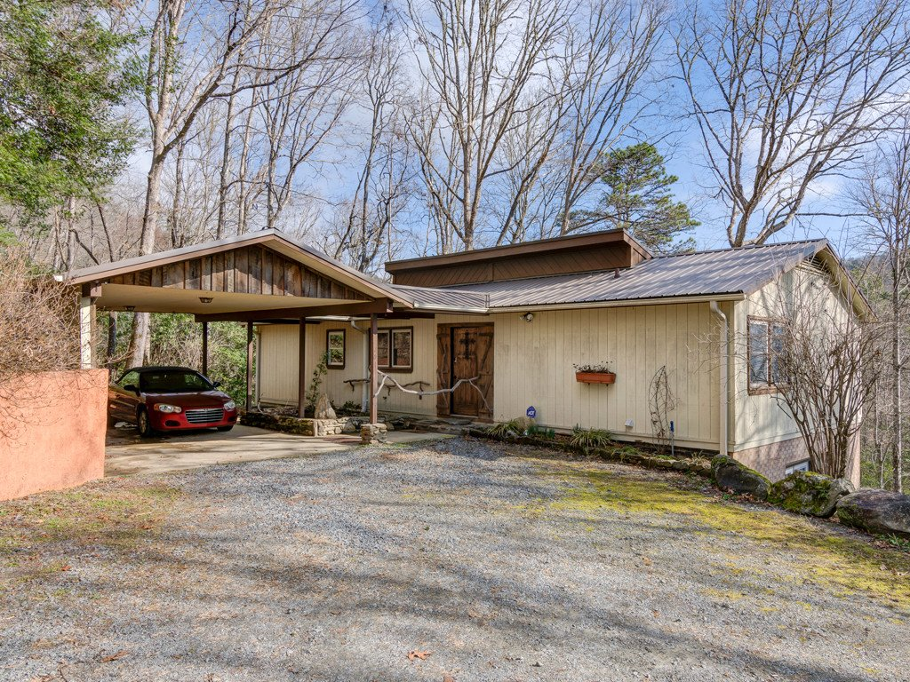 200 Mine Mountain Drive in Pisgah Forest, North Carolina 28768 - MLS# 3472764