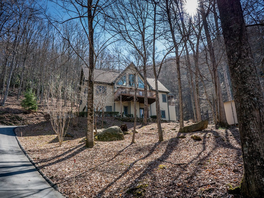 109 Aster Ridge Trail in Swannanoa, North Carolina 28778 - MLS# 3479399