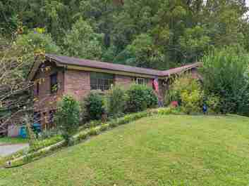 357 Baird Cove Road in Asheville, North Carolina 28804 - MLS# 3479798