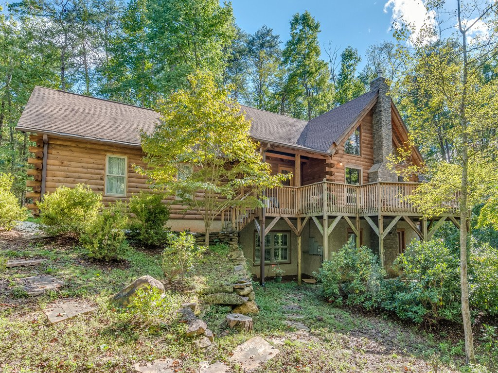 119 Shenandoah Road in Lake Lure, North Carolina 28746 - MLS# 3480323