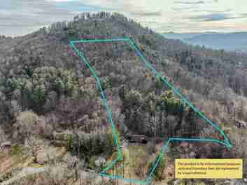 357 Baird Cove Road in Asheville, North Carolina 28804 - MLS# 3482188