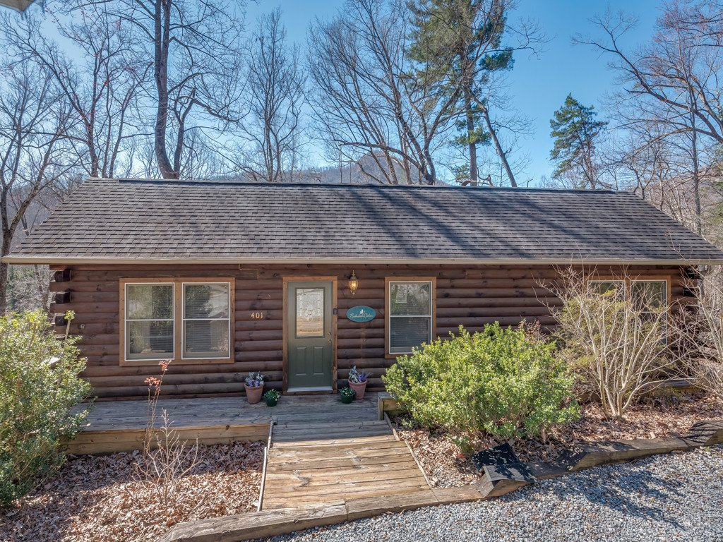 401 Seton Road in Lake Lure, North Carolina 28746 - MLS# 3485323
