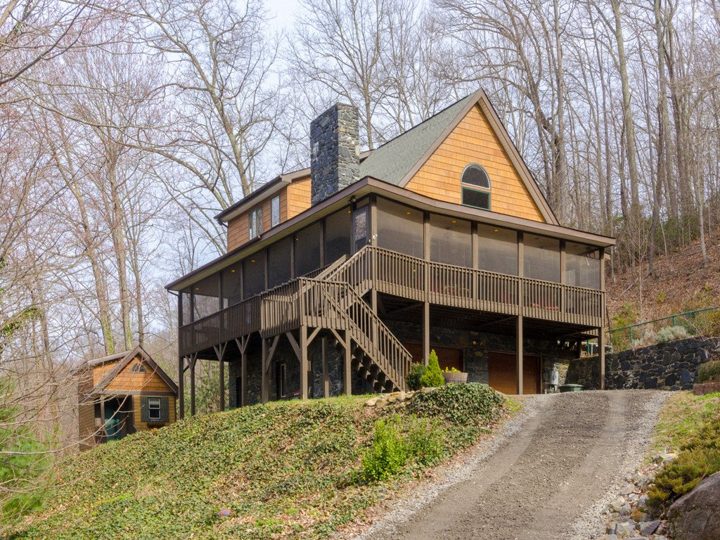 77 Bryant Road in Swannanoa, North Carolina 28778 - MLS# 3485354