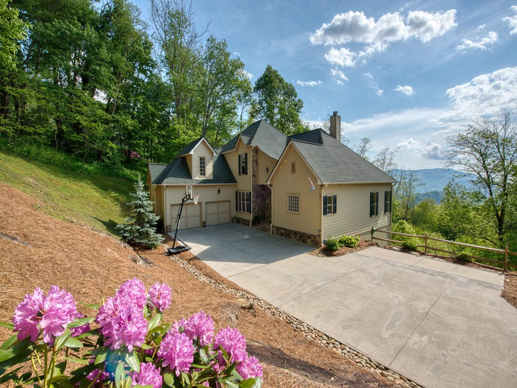 1244 Presidential Drive in Waynesville, North Carolina 28786 - MLS# 3485467