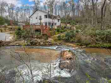 495 Antioch Road in Lake Lure, North Carolina 28746 - MLS# 3496993