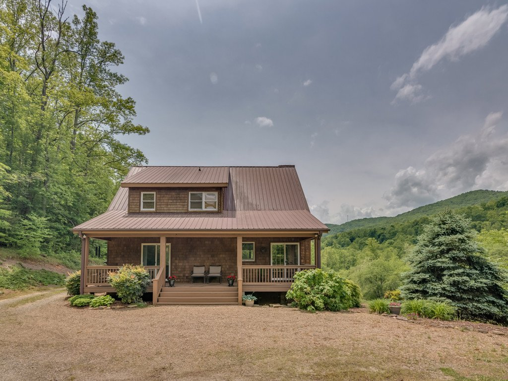 2826 Cedar Creek Road in Lake Lure, North Carolina 28746 - MLS# 3506794