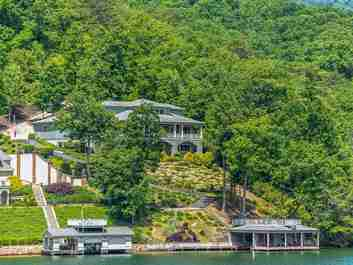 611 Quail Ridge Boulevard in Lake Lure, North Carolina 28746 - MLS# 3511580