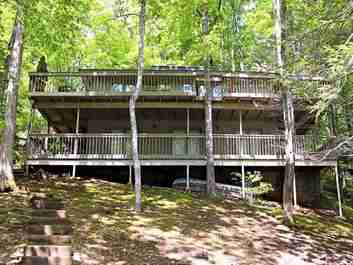 107 W Shore Drive in Lake Lure, North Carolina 28746 - MLS# 3512539