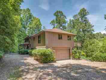 320 Bee Tree Point in Lake Lure, North Carolina 28746 - MLS# 3512665