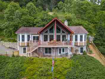 168 Lucky Cove Road in Waynesville, North Carolina 28785 - MLS# 3516363
