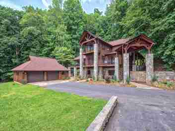 250 High Ridge Road in Waynesville, North Carolina 28786 - MLS# 3529458