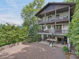 821 Summit Drive in Maggie Valley, North Carolina 28751 - MLS# 3529478