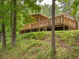 285 Wispy Willow Drive in Waynesville, North Carolina 28785 - MLS# 3530169