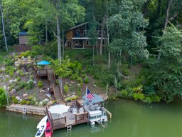 122 Sleeping Bear Lane in Lake Lure, North Carolina 28746 - MLS# 3539516