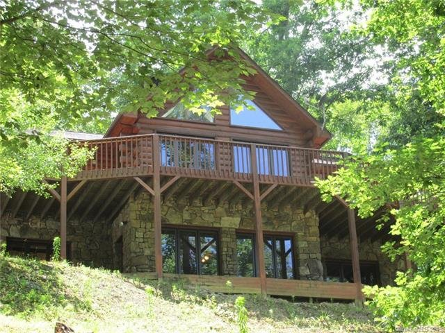 80 Lick Log Road in Sylva, North Carolina 28779 - MLS# 3297707