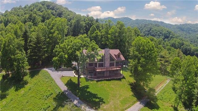 40 Hawks Nest Trail in Marshall, North Carolina 28753 - MLS# 3309502