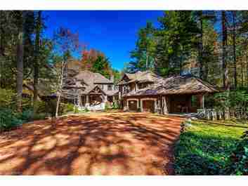 46 Mills Creek Drive in Lake Toxaway, North Carolina 28747 - MLS# 3333923