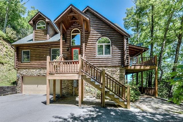 53 Kamama Trail in Maggie Valley, North Carolina 28751 - MLS# 3397160