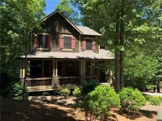 65 Whispering Falls Court in Tuckasegee, North Carolina 28783 - MLS# 3407344