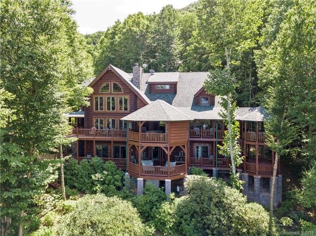 1229 Asgi Trail in Maggie Valley, North Carolina 28751 - MLS# 3411235