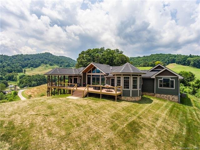 2486 Rabbit Skin Road in Waynesville, North Carolina 28785 - MLS# 3414219