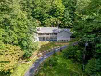 678 N Fork Road in Barnardsville, North Carolina 28709 - MLS# 3424482