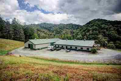 2803 Crooked Creek Road in Mars Hill, North Carolina 28754 - MLS# 3442860