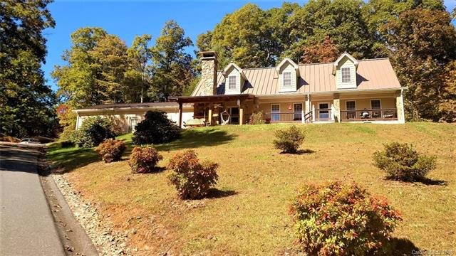 410 Breezy Mountain Road in Sylva, North Carolina 28779 - MLS# 3445045