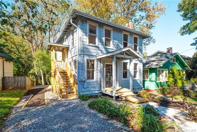 69 Magnolia Avenue in Asheville, North Carolina 28801 - MLS# 3446487