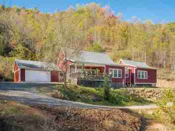 987 Jordan Branch Road in Mars Hill, North Carolina 28754 - MLS# 3458161