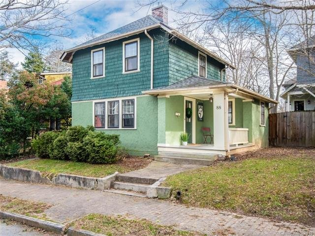 88 Elizabeth Street in Asheville, North Carolina 28801 - MLS# 3459596