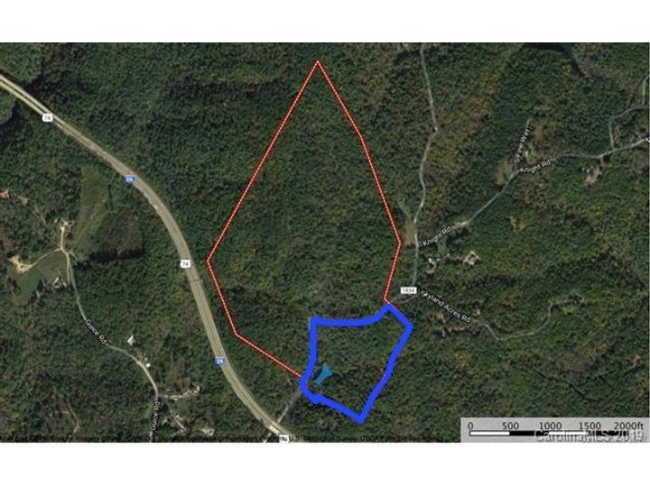 Image 1 for 2823 Macedonia Road #TRACT 2 in Saluda, North Carolina 28773 - MLS# 3467651