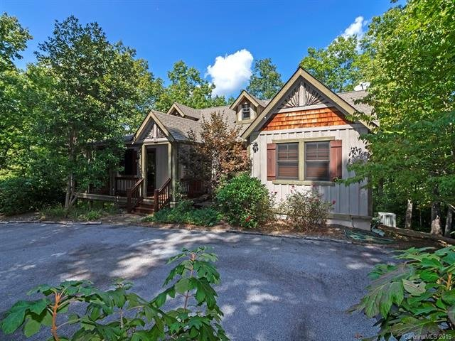 96 Whispering Falls Court in Tuckasegee, North Carolina 28783 - MLS# 3467956