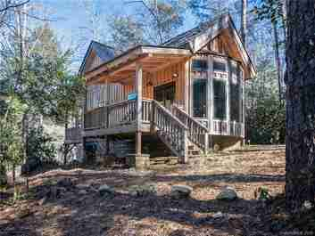284 Mclain Branch Road in Lake Toxaway, North Carolina 28747 - MLS# 3470631