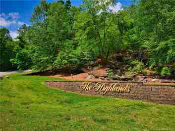 Lot 64 Bear Cliff Way in Lake Lure, North Carolina 28746 - MLS# 3502673