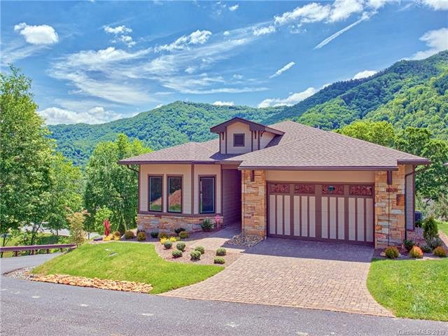 61 Plateau Drive in Maggie Valley, North Carolina 28751 - MLS# 3507023