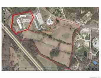 0000 Commercial Hill Drive in Hendersonville, North Carolina 28792 - MLS# 3529701