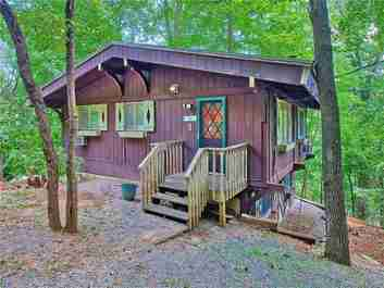 495 Youngs Mountain Drive in Lake Lure, North Carolina 28746 - MLS# 3541676